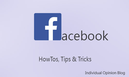 facebook how to tips from inopinion